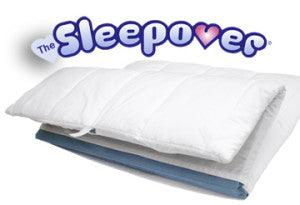 The Sleepover padded fitted sheet (for portable cots)
