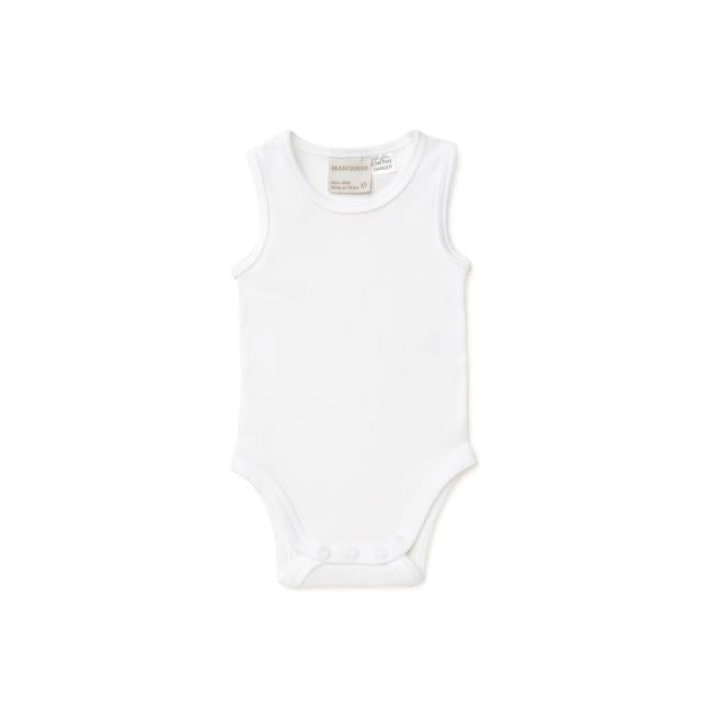Marquise Sleeveless Bodysuit