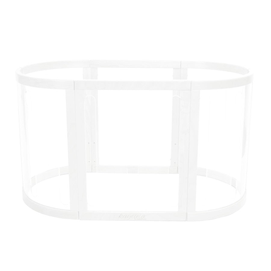 Kaylula Sova Clear Cot with Mattress
