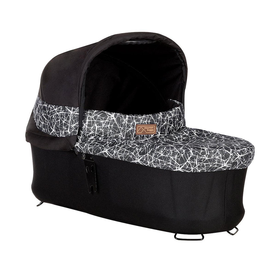 Mountain Buggy Urban Jungle & Terrain Carrycot Plus