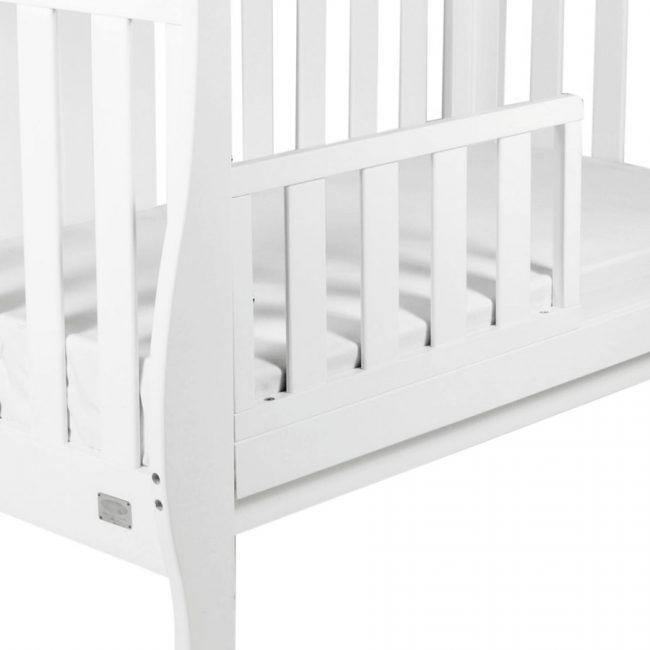 Babyhood Classic Sleigh Cot (Due Early May) - Kiddie Country
