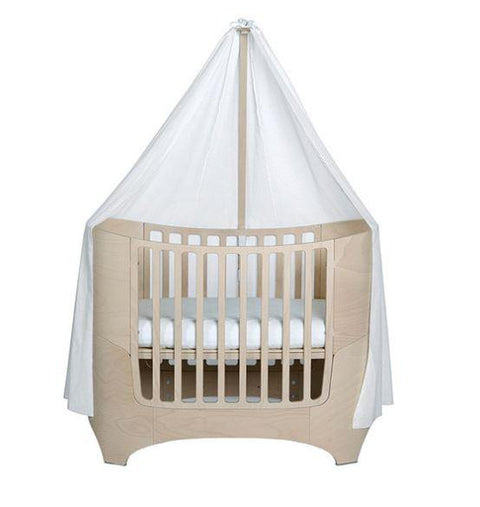 Leander Cot Rod and Canopy