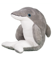 dolphin plush bear