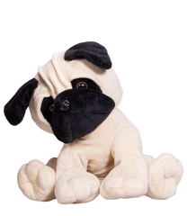 pug heartbeat bear