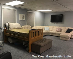Our man-turnity suite