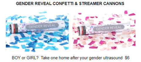 gender reveal cannons near me