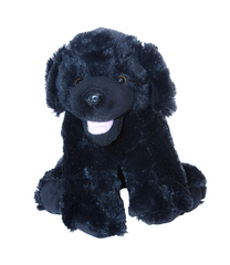 black lab dog heartbeat bear