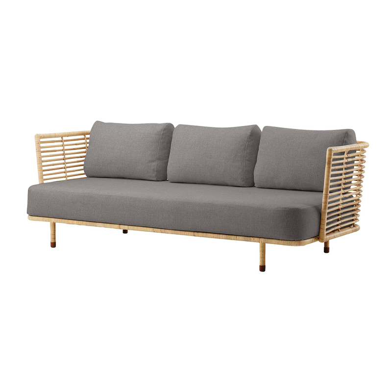 Sense Natural | 3 Seater Sofa