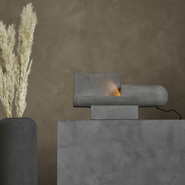 Brutalist | Table Lamp