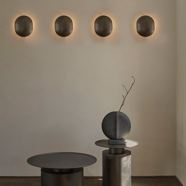 Clam | Wall Light