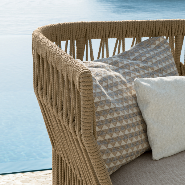 Cliff Deco | Braiding Sofa