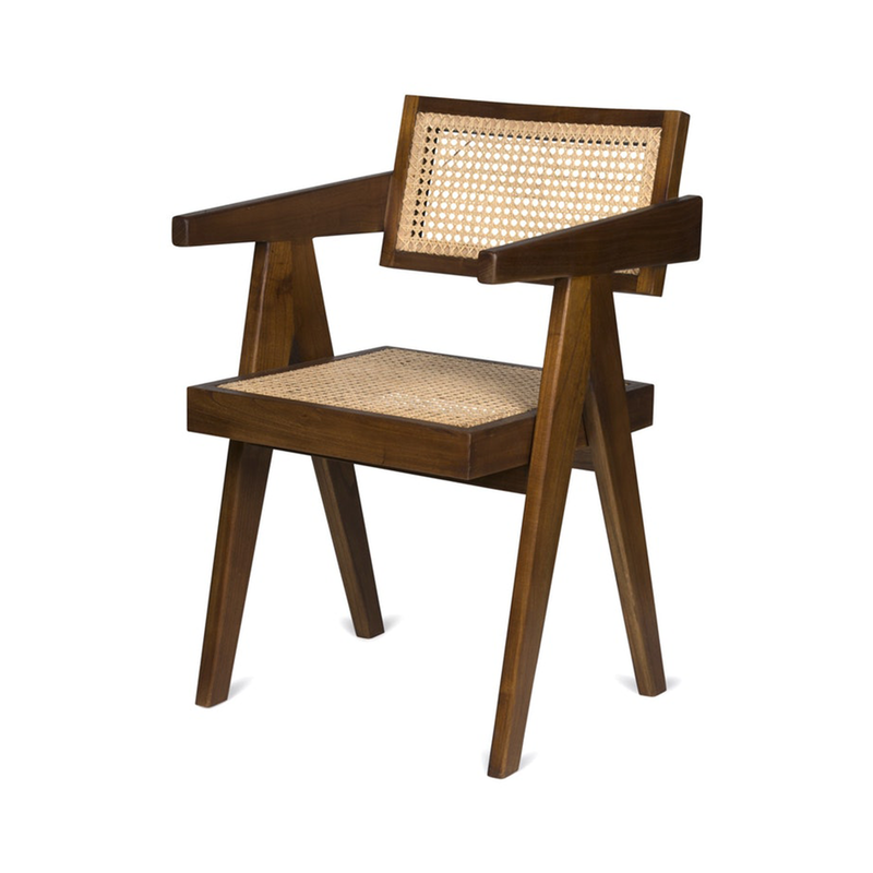 The Dining Chair | With Armrests