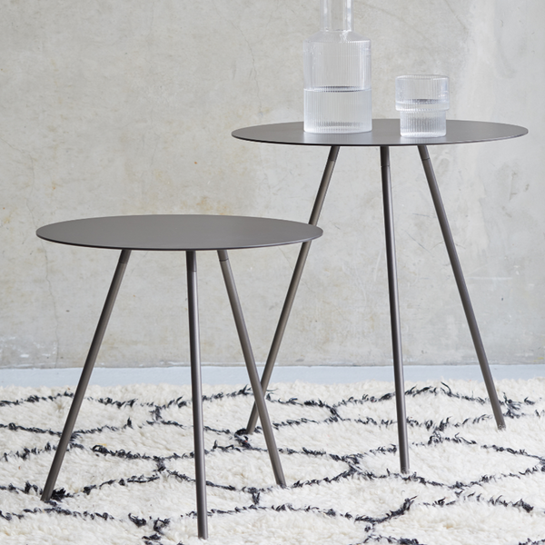 Drip | Steel Side Table