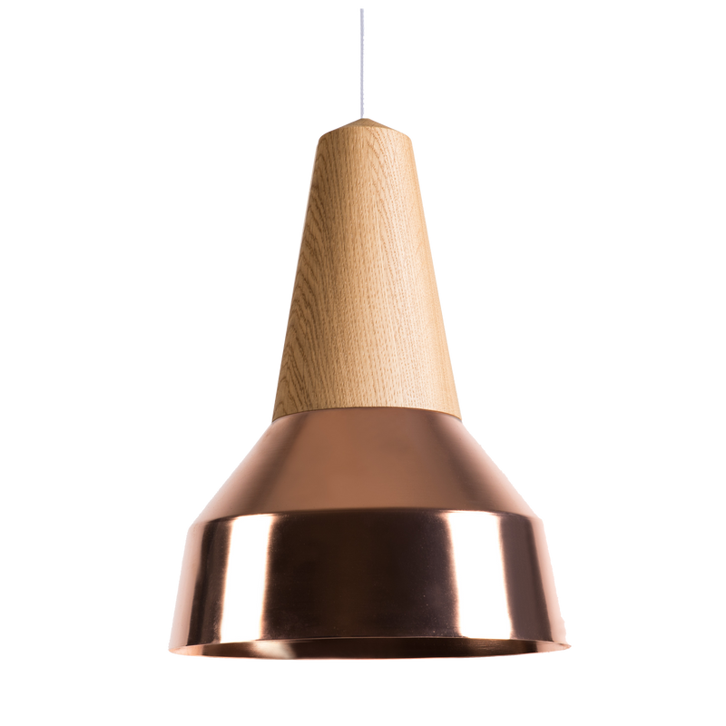 Eikon Ray | Copper Pendant