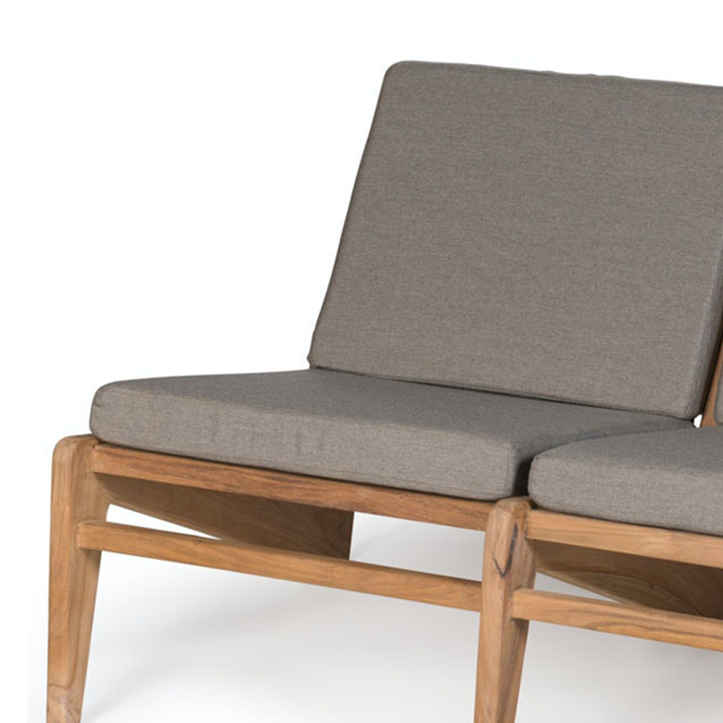Kangaroo | Outdoor 2 Seater Bench Cushions