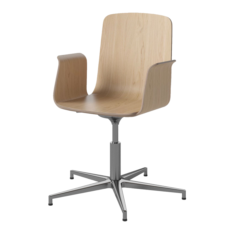 Palm | Desk Chair with armrests