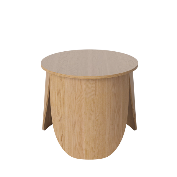 Peyote | Lacquered Oak Side Table