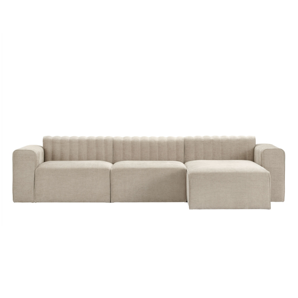 Riff | 3 Seater Sofa Chaise Longue