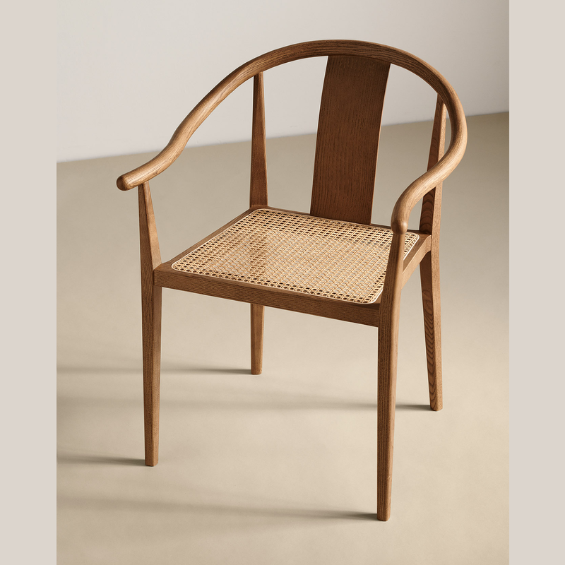 Shanghai | French Rattan Dining Chair