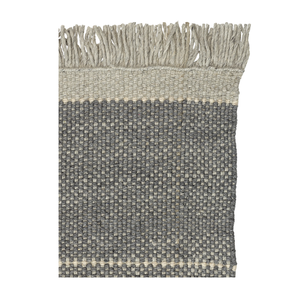 Siggo Charcoal Grey | Rug