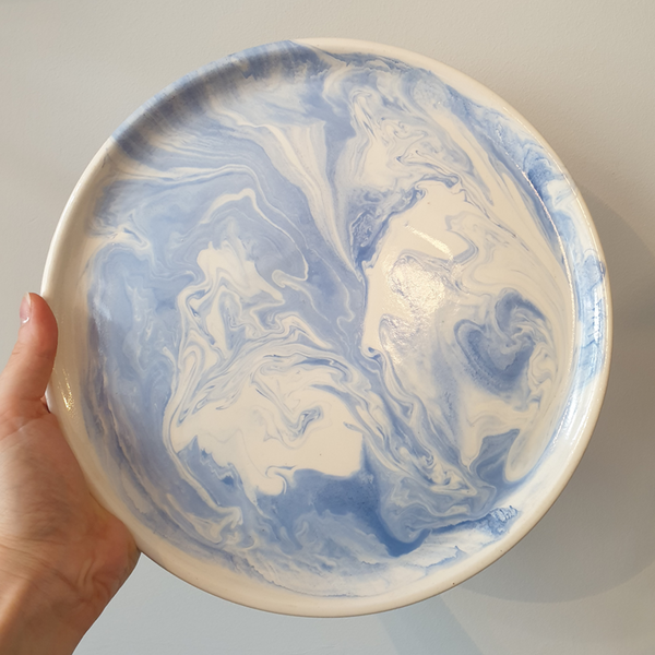 Vortex | Ceramic Plate