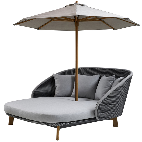Peacock | Daybed with Parasol