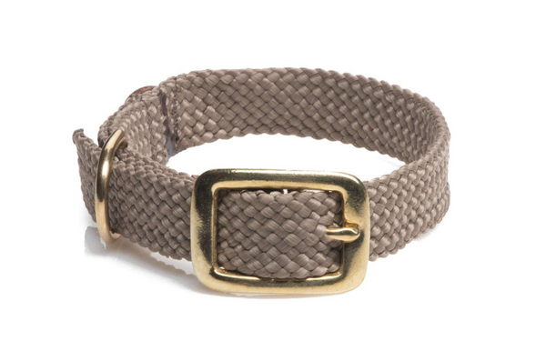 Dog Collar Taupe