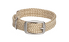 Dog Collar Honey Sand