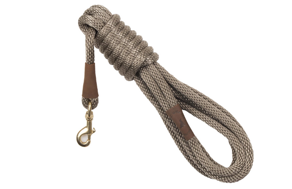 Long Dog Leash Taupe