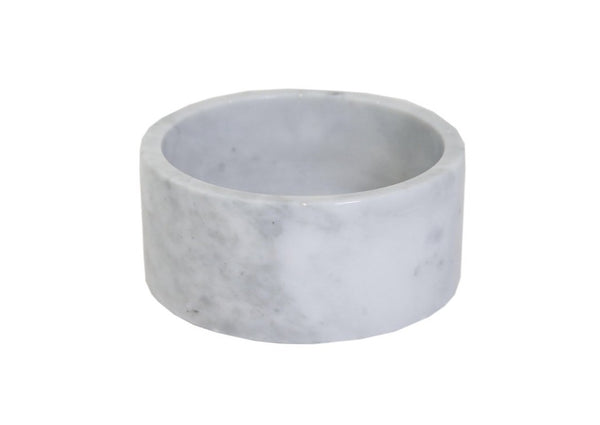 Dog Bowl Marble Large