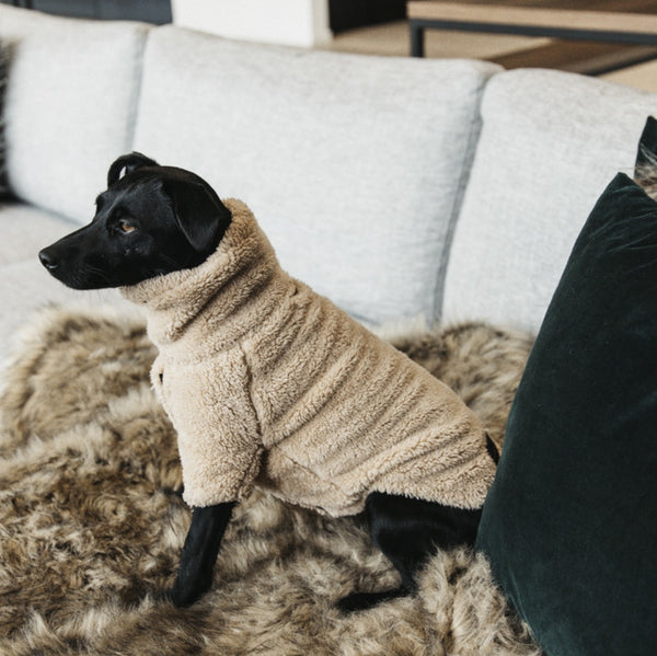 Dog Sweater Teddy Fleece