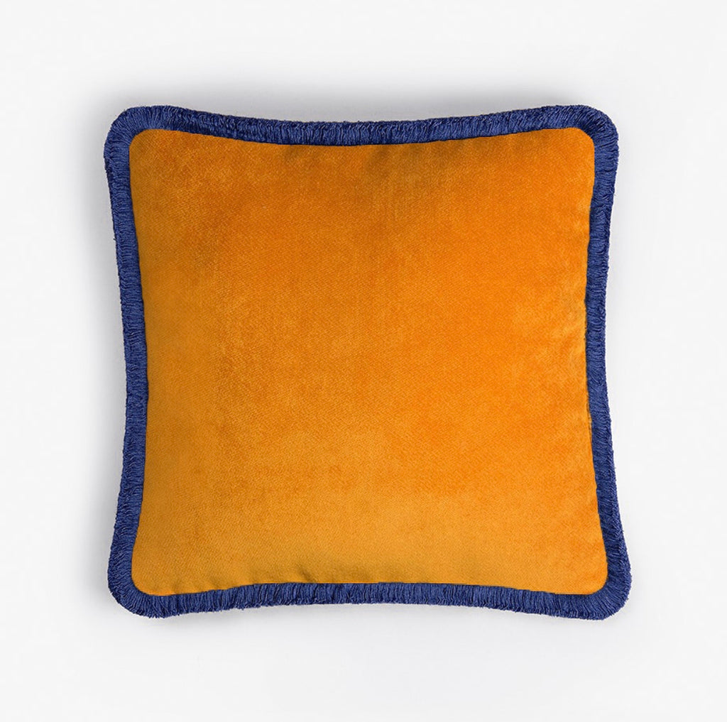 Happy Pillow Orange