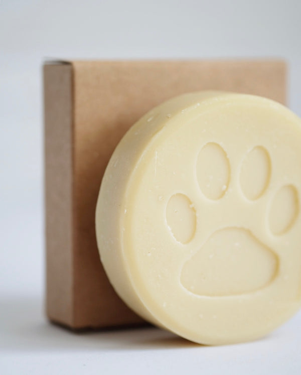 Natural Alpaca Keratin Dog Soap