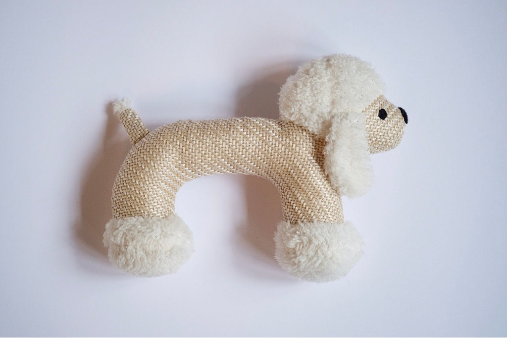 "Sheep ""Milky"" Dog Toy"