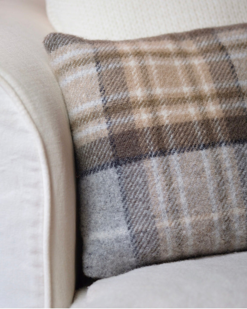 Wool Cushion McKellar