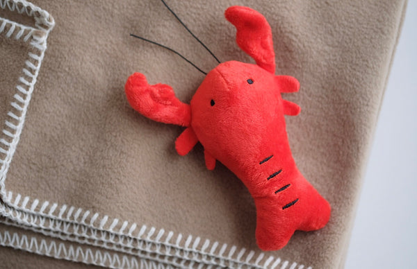 Lobster Plush Toy