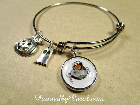 Seasonal/Holiday Bangle Bracelets