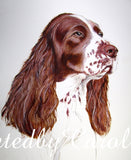 English Springer Spaniel Pendant