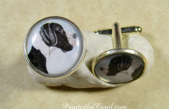 Great Dane Cufflinks