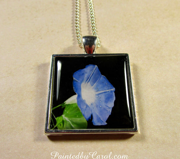 Morning Glory Pendant