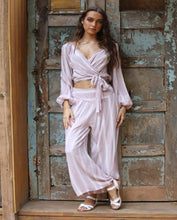 Load image into Gallery viewer, Rosie wide-leg Pants - WillowTribe