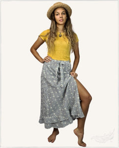 Lucy Maxi Skirt - WillowTribe