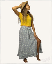 Load image into Gallery viewer, Lucy Maxi Skirt - WillowTribe