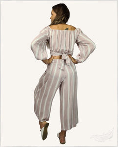 Rosie wide-leg Pants - WillowTribe