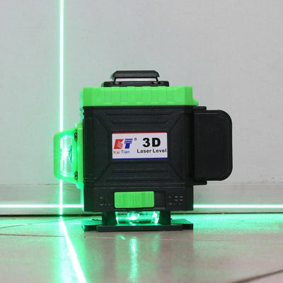 3D Digital Self Leveler With Multi Variable Lines