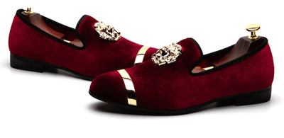 HOPE Lion Loafers