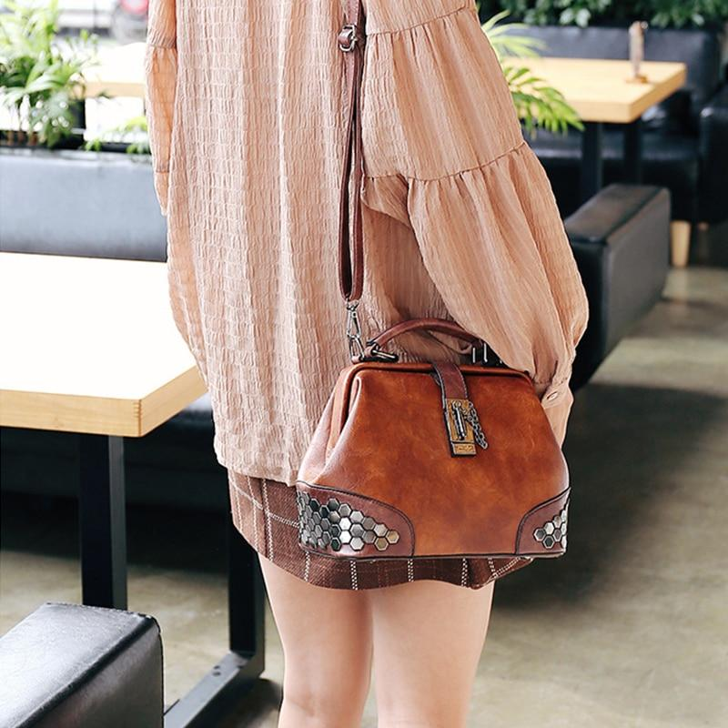 Clara Hex Shoulder Bag