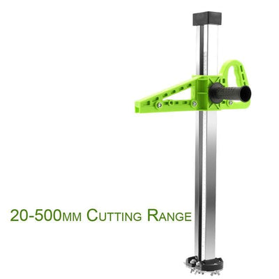Manual Portable Gypsum Board Cutter Hand Push Drywall Cutting Artifact Tool Stainless Steel Woodworking Cutting Board Tools|Hand Tool Sets