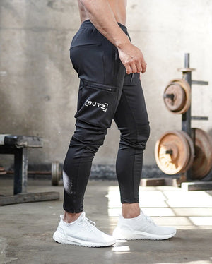 Open image in slideshow, Men's jogging pocket design sweatpants New cotton camouflage men's fitness multi-pocket jogging pants fashion training suit