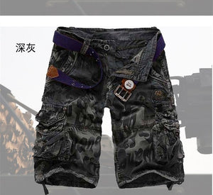 The 2014 Summer leisure loose tooling Shorts Size five  more pockets